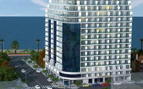 1-комнатная квартира, 27.4 м², 4/15 этаж, ул Шерифа Химшиашвили за 7 млн 〒 в Батуми