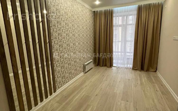 1-комнатная квартира, 40 м², 7/10 этаж, Кайыма Мухамедханова — проспект Туран за 16.5 млн 〒 в Нур-Султане (Астана), Есиль р-н
