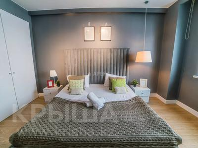 2-комнатная квартира, 65 м², 10/25 этаж посуточно, Каблукова 270 за 15 000 〒 в Алматы, Бостандыкский р-н — фото 2