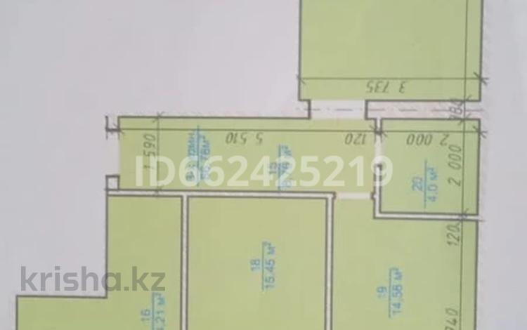 3-комнатная квартира, 87 м², 1/10 этаж, мкр Женис, Женис мкр за 22 млн 〒 в Уральске, мкр Женис