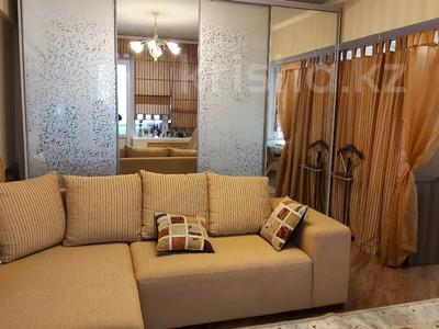 1-комнатная квартира, 34 м², 5/5 этаж, Барибаева за 18 млн 〒 в Алматы, Медеуский р-н