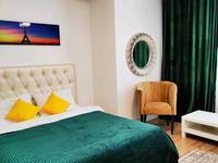 1-комнатная квартира, 45 м², 3/9 этаж посуточно, Абая 130 за 15 000 〒 в Алматы, Бостандыкский р-н