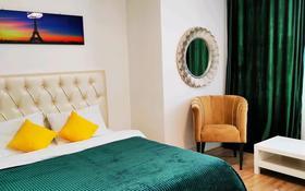 1-комнатная квартира, 45 м², 3/9 этаж посуточно, Абая 130 за 12 000 〒 в Алматы, Бостандыкский р-н