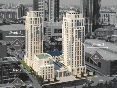 3-комнатная квартира, 126 м², 4/22 этаж, Достык 10/1 за ~ 72 млн 〒 в Нур-Султане (Астана), Есиль р-н — фото 7
