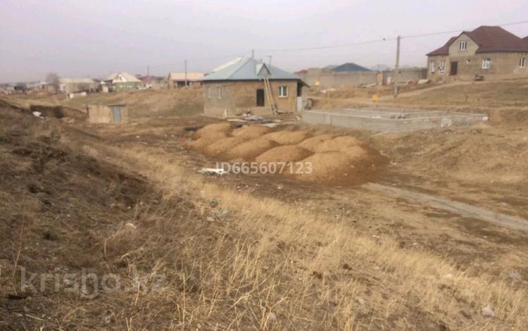 Участок 8 соток, мкр Бозарык за 3 млн 〒 в Шымкенте, Каратауский р-н