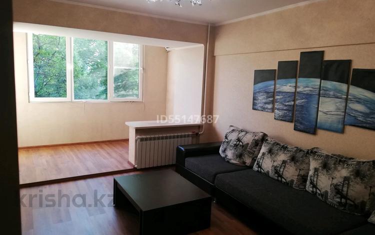 2-комнатная квартира, 51.6 м², 3/5 этаж, мкр №9, Джандосова 69 — Саина за 24 млн 〒 в Алматы, Ауэзовский р-н