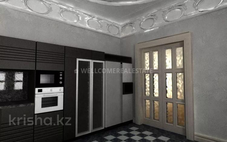 4-комнатная квартира, 220 м², 1/4 этаж, Горная — проспект Достык за 227 млн 〒 в Алматы, Медеуский р-н