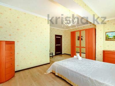 2-комнатная квартира, 108 м², 16/38 этаж посуточно, Достык 5 — Сауран за 12 000 〒 в Нур-Султане (Астана), Есиль р-н — фото 2