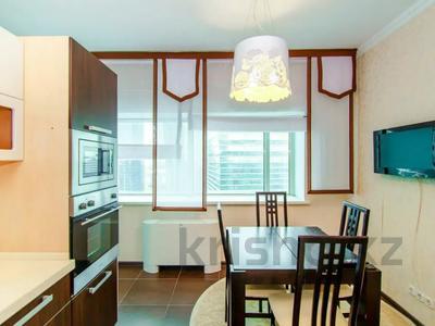 2-комнатная квартира, 108 м², 16/38 этаж посуточно, Достык 5 — Сауран за 12 000 〒 в Нур-Султане (Астана), Есиль р-н — фото 8