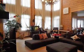 5-комнатный дом помесячно, 400 м², 9 сот., мкр Баганашыл, Ремизовка за ~ 2 млн 〒 в Алматы, Бостандыкский р-н