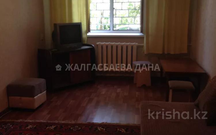 1-комнатная квартира, 36 м², 1 этаж помесячно, Жамбыла — Масанчи за 85 000 〒 в Алматы, Алмалинский р-н