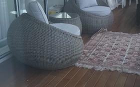 4-комнатная квартира, 200 м², 3 этаж помесячно, Аль Фараби 77/3 за 1.5 млн 〒 в Алматы