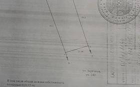 Участок 14 соток, Казыбек би р-н за 2 млн 〒 в Караганде, Казыбек би р-н