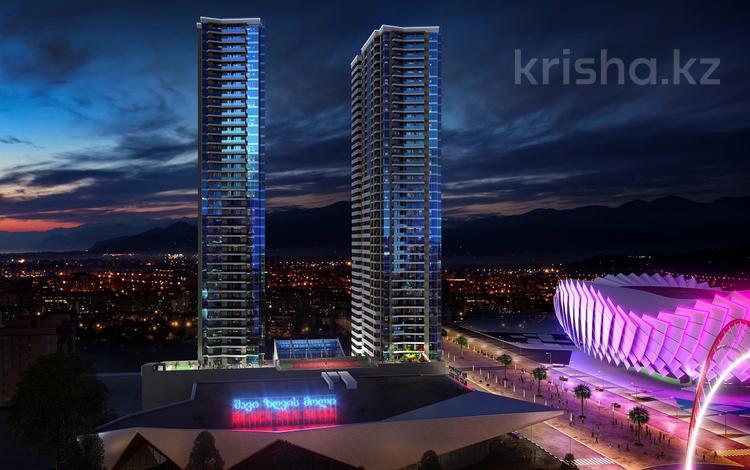 1-комнатная квартира, 37.8 м², J.Shartava street 16 за ~ 13.7 млн 〒 в Батуми