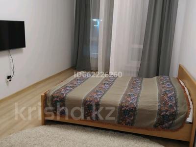 1-комнатная квартира, 44 м², 1/7 этаж помесячно, Кабанбай батыра 60/16 за 130 000 〒 в Нур-Султане (Астана), Есиль р-н