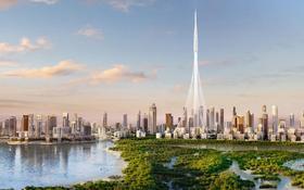 5-комнатная квартира, 200 м², 20/29 этаж, Дубай Криик Харбор 1 — Эмаар за ~ 528.2 млн 〒
