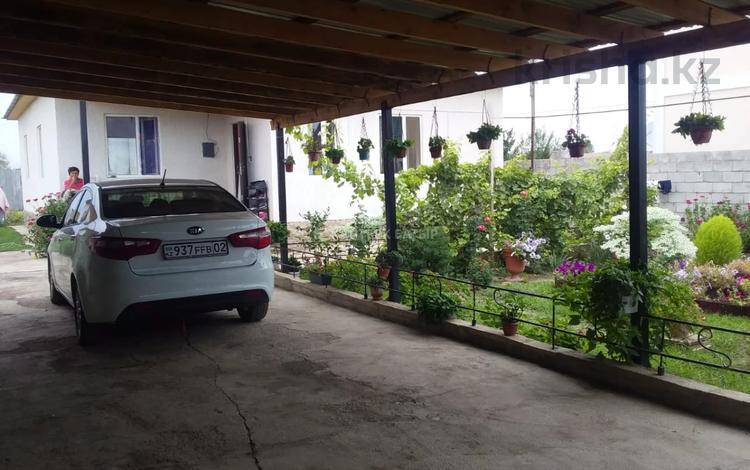 4-комнатный дом, 130 м², 5 сот., Каскасу за 13.5 млн 〒 в в селе Шамалган