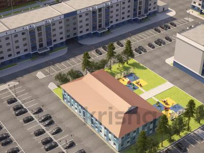 1-комнатная квартира, 52.49 м², 3/6 этаж, мкр. Батыс-2 за ~ 7.3 млн 〒 в Актобе, мкр. Батыс-2 — фото 2