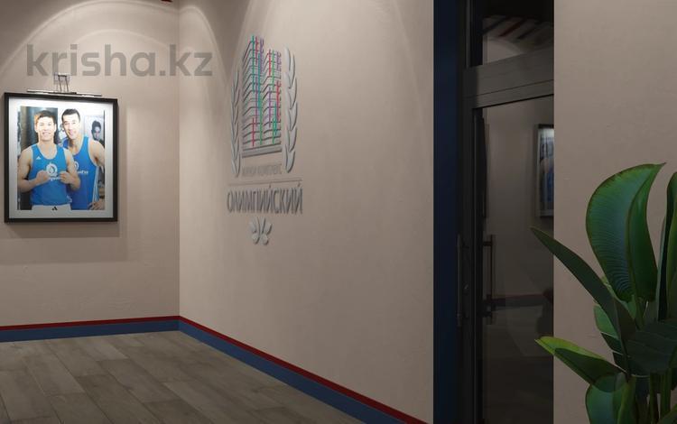1-комнатная квартира, 46.63 м², Туран 50 за ~ 15.4 млн 〒 в Нур-Султане (Астана), Сарыарка р-н