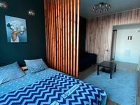 1-комнатная квартира, 45 м², 8/12 этаж посуточно, Алиби Жангелдин 67 за 20 000 〒 в Атырау