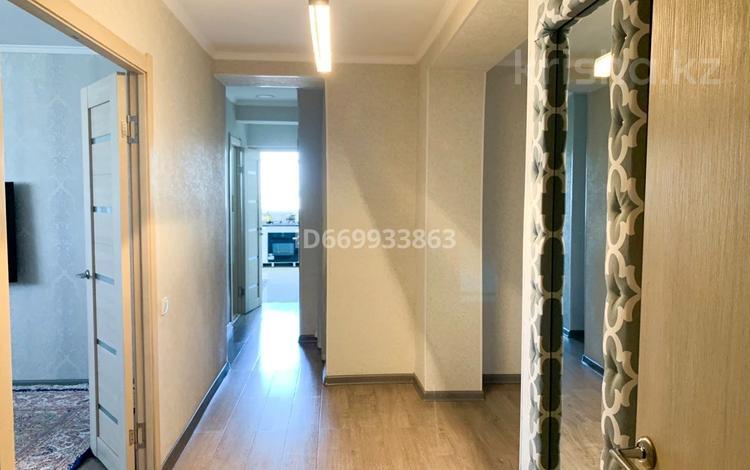 4-комнатная квартира, 105 м², 3/5 этаж, Пушкина 286 — Кивилева за ~ 30 млн 〒 в Талдыкоргане