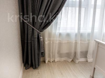 1-комнатная квартира, 50 м², 2/12 этаж посуточно, Алиби Жангелдин 67 за 17 000 〒 в Атырау