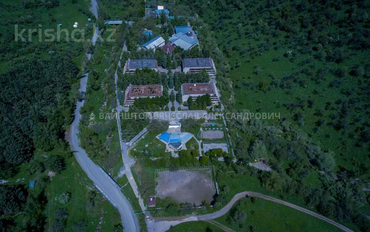 Оздоровительный комплекс и детский лагерь №1 «Тау-Самал» за ~ 2.7 млрд 〒 в Алматы