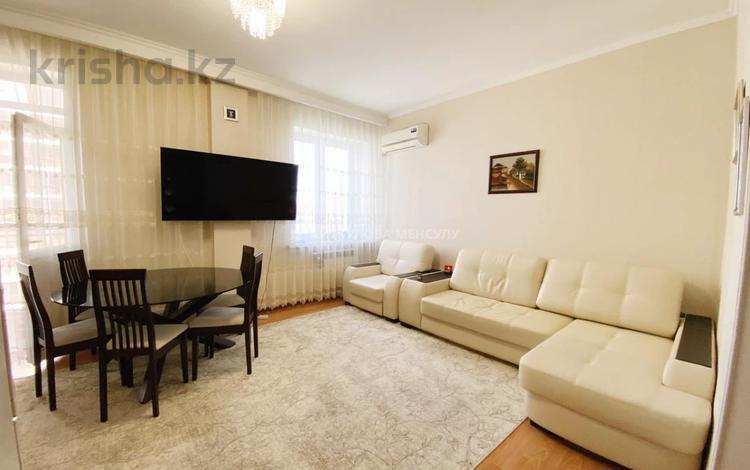 3-комнатная квартира, 92.5 м², 8/13 этаж, Республики 7/2 за 37.5 млн 〒 в Нур-Султане (Астана), Сарыарка р-н