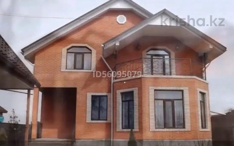 7-комнатный дом, 191 м², 6 сот., Жастар за 35 млн 〒 в Талгаре