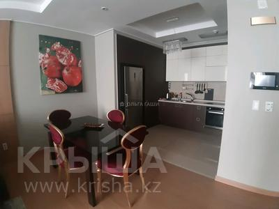 2-комнатная квартира, 75 м² помесячно, Байтурсынова 1 — Кошкарбаева за 320 000 〒 в Нур-Султане (Астана), Алматы р-н