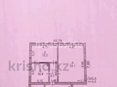 3-комнатный дом, 60 м², 6 сот., Шорманова 5 за 11.5 млн 〒 в Баянауле