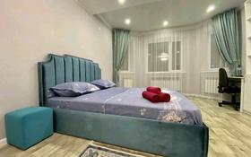 1-комнатная квартира, 45 м², 5/5 этаж посуточно, мкр. Батыс-2, Тауелсиздик 14 за 11 990 〒 в Актобе, мкр. Батыс-2
