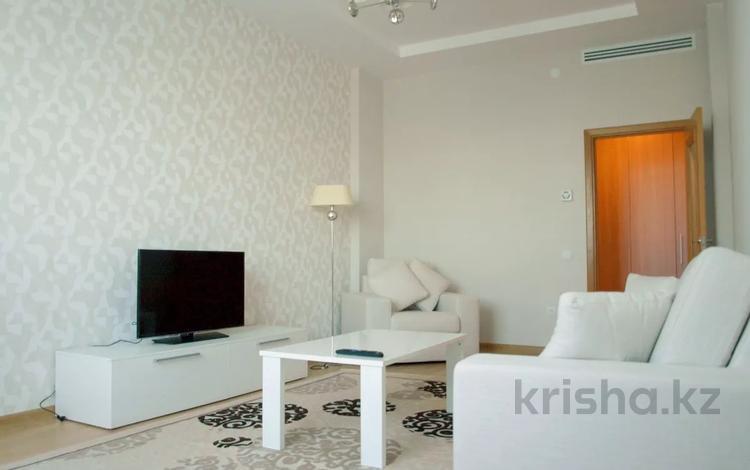 3-комнатная квартира, 100 м² помесячно, Желтоксан 3 — Ирченко за 280 000 〒 в Нур-Султане (Астана), Сарыарка р-н