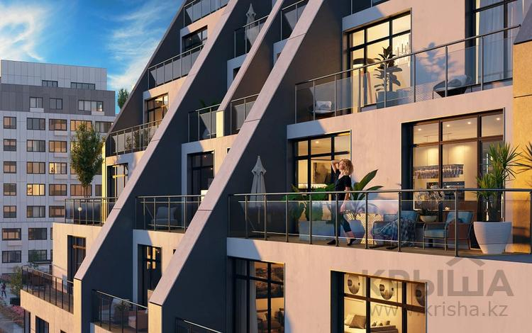 3-комнатная квартира, 143.6 м², мкр. Самал-3 15 за ~ 93.5 млн 〒 в Алматы, Медеуский р-н