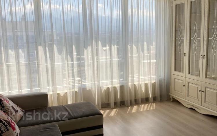 2-комнатная квартира, 80 м², 22/22 этаж, Бухар жырау 27/5 — Маркова за 49 млн 〒 в Алматы