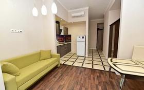 1-комнатная квартира, 50 м², 2/9 этаж посуточно, Тауке Хана 5 — проспект Кунаева за 8 000 〒 в Шымкенте, Аль-Фарабийский р-н