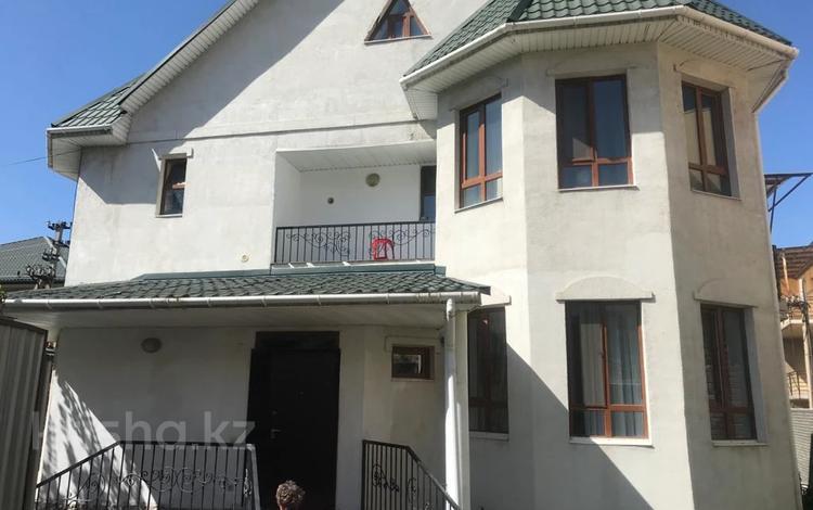 6-комнатный дом помесячно, 380 м², 13 сот., мкр Алатау, Мкр Алатау — Квартал А1 за 500 000 〒 в Алматы, Бостандыкский р-н