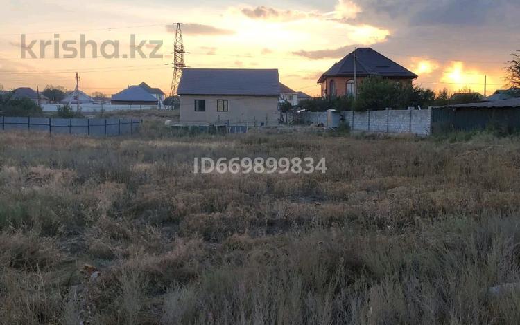 Участок 20 соток, Тянь-Шань 19а за 15 млн 〒 в Боралдае (Бурундай)