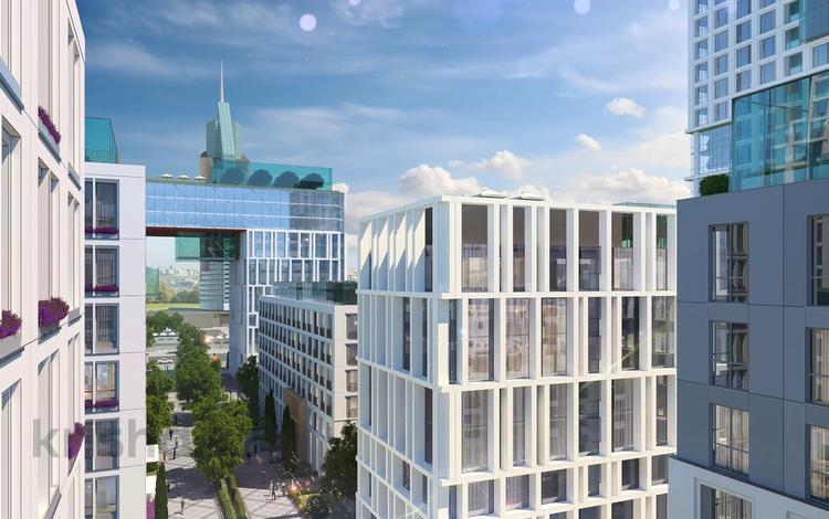 3-комнатная квартира, 102.3 м², Есиль р-н за ~ 42.7 млн 〒 в Нур-Султане (Астана), Есиль р-н