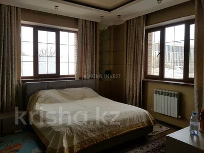 6-комнатный дом, 211 м², 3 сот., Розыбакиева — Байкадамова за 85 млн 〒 в Алматы, Бостандыкский р-н