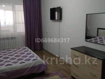 1-комнатная квартира, 40 м², 1/5 этаж посуточно, 1 мкр 34 за 7 000 〒 в Кульсары