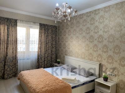2-комнатная квартира, 60 м², 8/16 этаж посуточно, Навои 208/7 — Торайгырова за 15 000 〒 в Алматы
