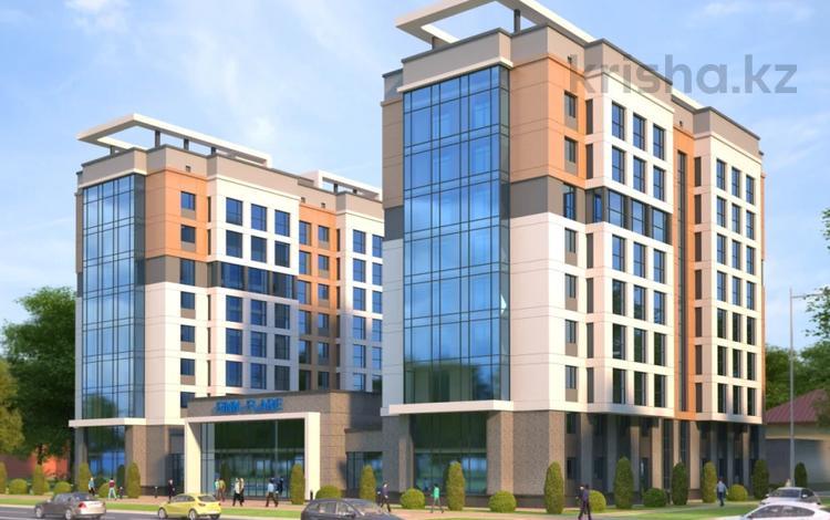 1-комнатная квартира, 39.42 м², Бозбиiк 1/1 за ~ 9.5 млн 〒 в Нур-Султане (Астана), Сарыарка р-н