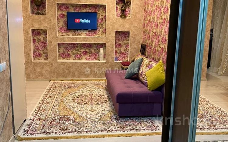 1-комнатная квартира, 37 м², 8/10 этаж, А. Байтурсынова 85 за 13 млн 〒 в Нур-Султане (Астана), Алматы р-н