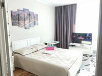 1-комнатная квартира, 42 м², 6/9 этаж посуточно, Юго - Восток. Степной - 4 . 25 за 6 000 〒 в Караганде, Казыбек би р-н