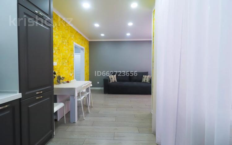 3-комнатная квартира, 67 м², 3/8 этаж, Нажимеденова за 29.8 млн 〒 в Нур-Султане (Астана), Алматы р-н