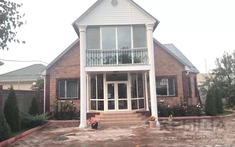 6-комнатный дом, 180 м², 6.5 сот., Жангозина 9а — Барибаева за 40 млн 〒 в Каскелене