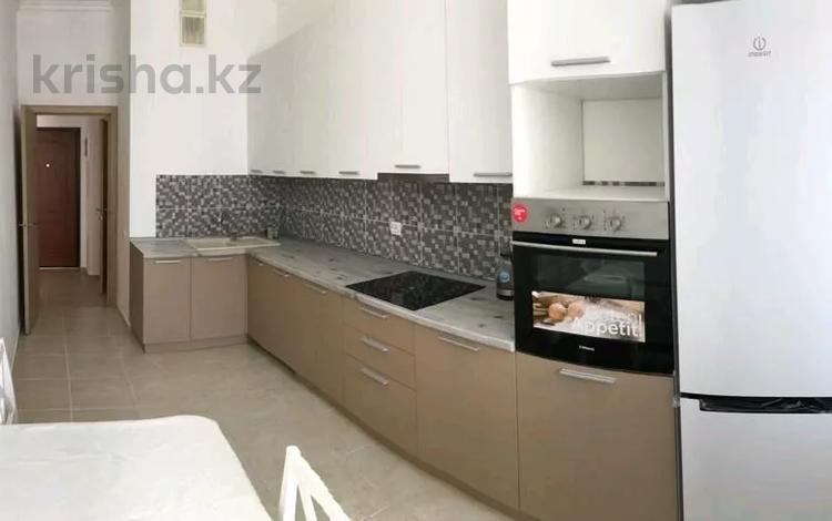 1-комнатная квартира, 42.1 м², 2/7 этаж помесячно, Кабанбай батыра 60 за 130 000 〒 в Нур-Султане (Астана), Есиль р-н