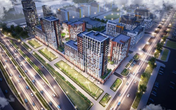 2-комнатная квартира, 48.02 м², 15/19 этаж, Туран за ~ 15.7 млн 〒 в Нур-Султане (Астана), Есиль р-н