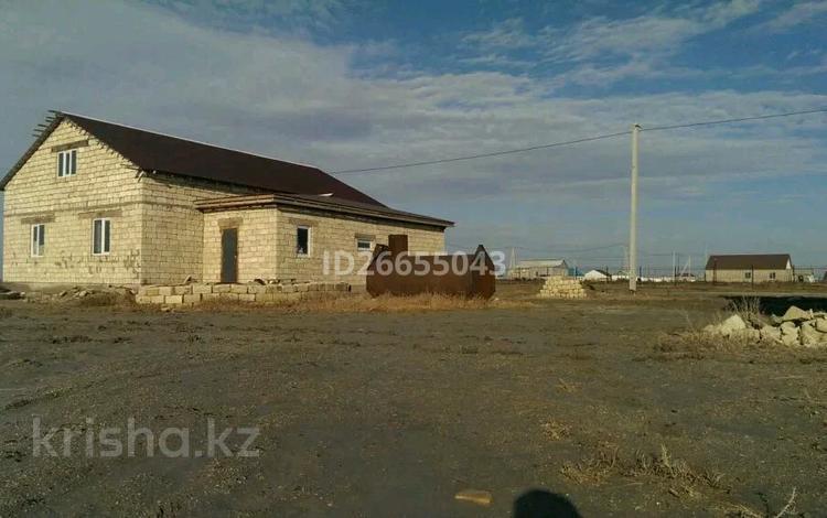 7-комнатный дом, 200 м², 10 сот., Аккистау 7 — Гран за 8 млн 〒 в Атырауской обл.